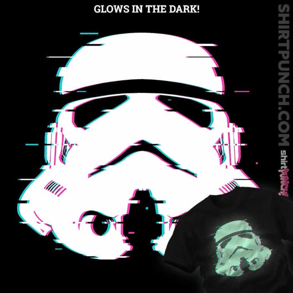 ShirtPunch: Glitch Trooper