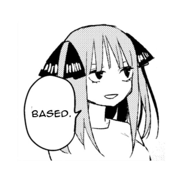 TeePublic: Nakano Nino Based Meme Gotoubun no Hanayome The Quintessential Quintuplets