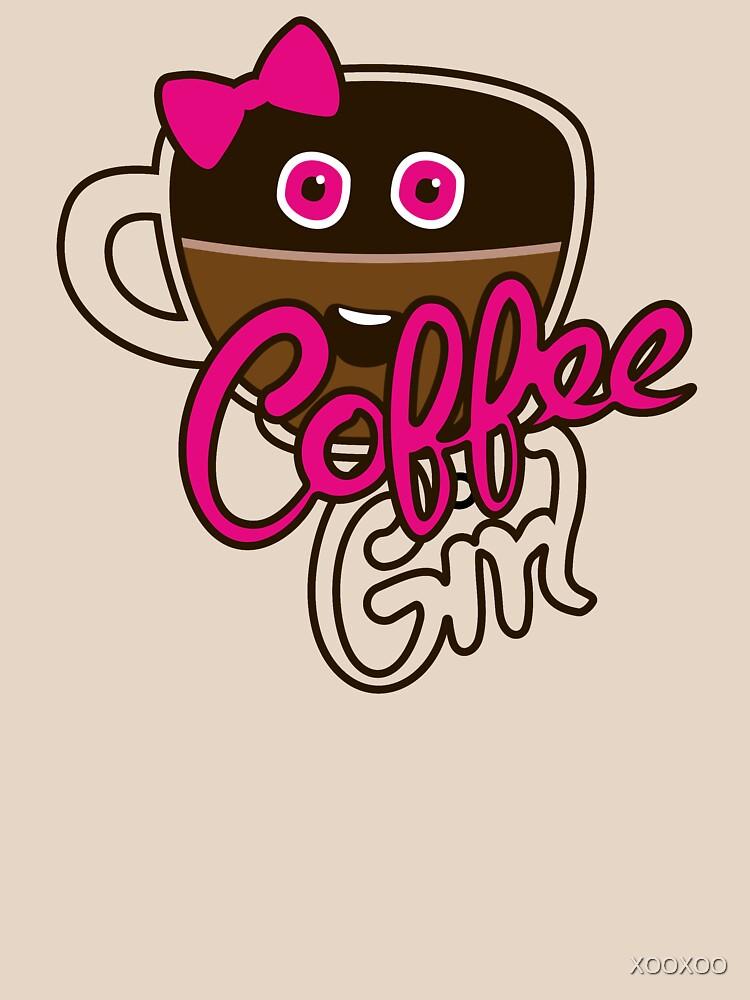 RedBubble: Cute Coffee GirlAddict