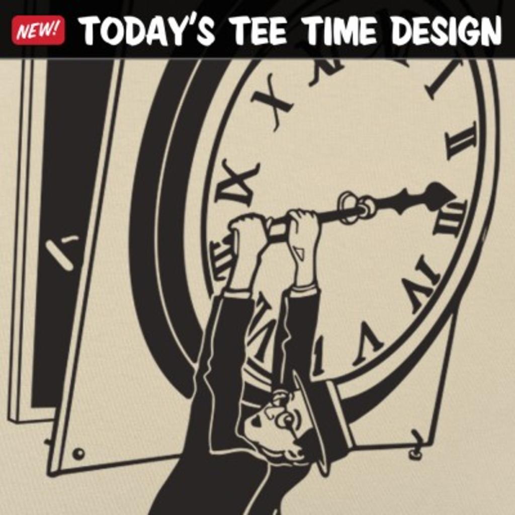 6 Dollar Shirts: Harold Lloyd Clock
