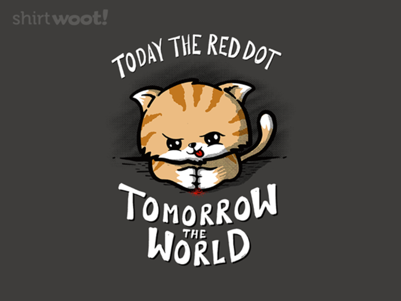 Woot!: Today, the Red Dot