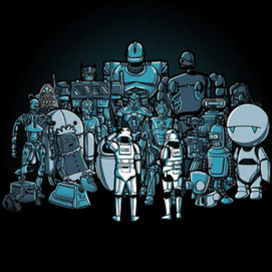 Once Upon a Tee: These Aren't the Droids