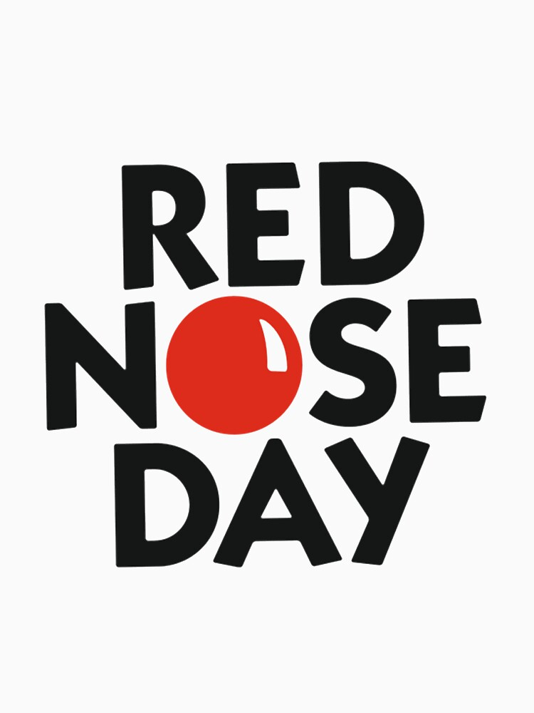 RedBubble: Red Nose Day