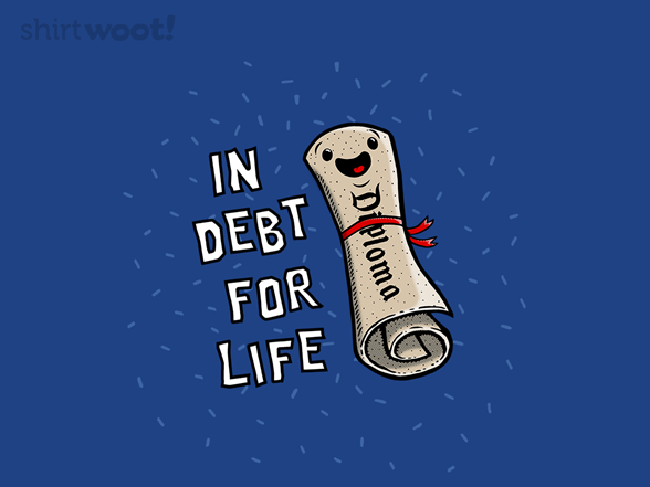 Woot!: Debt Row