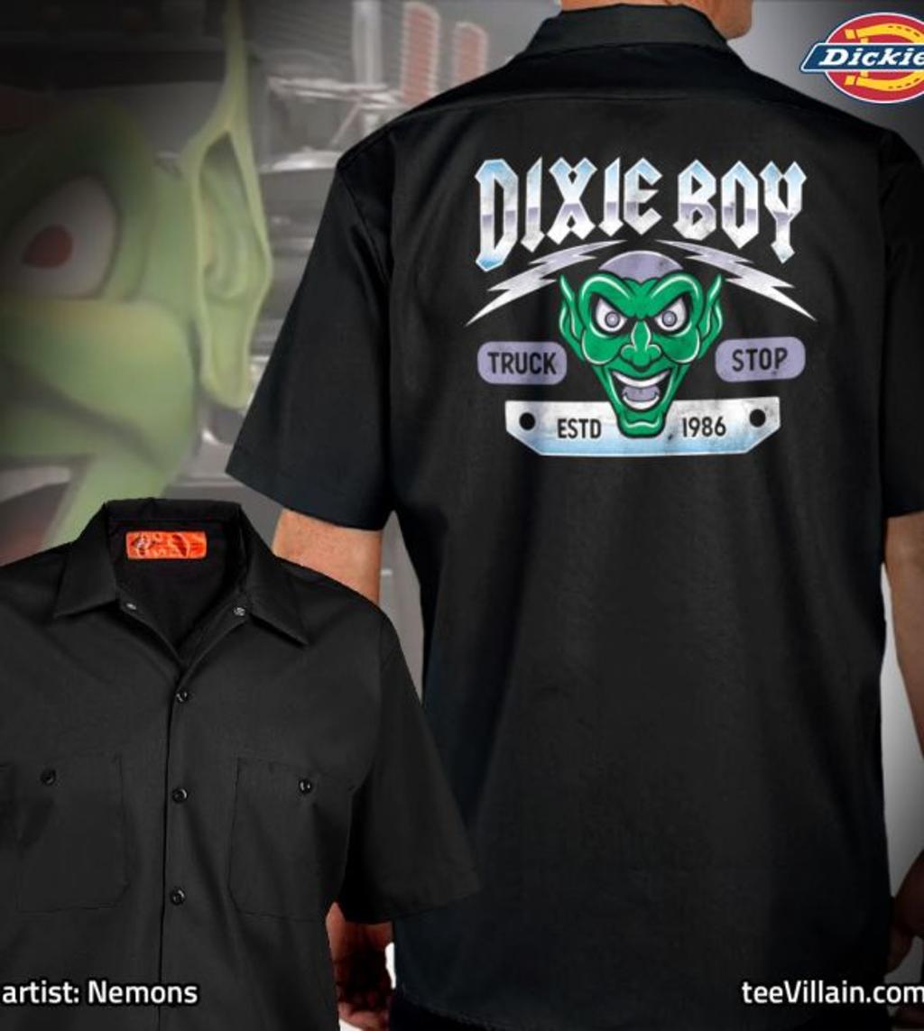 teeVillain: Dixie Boy