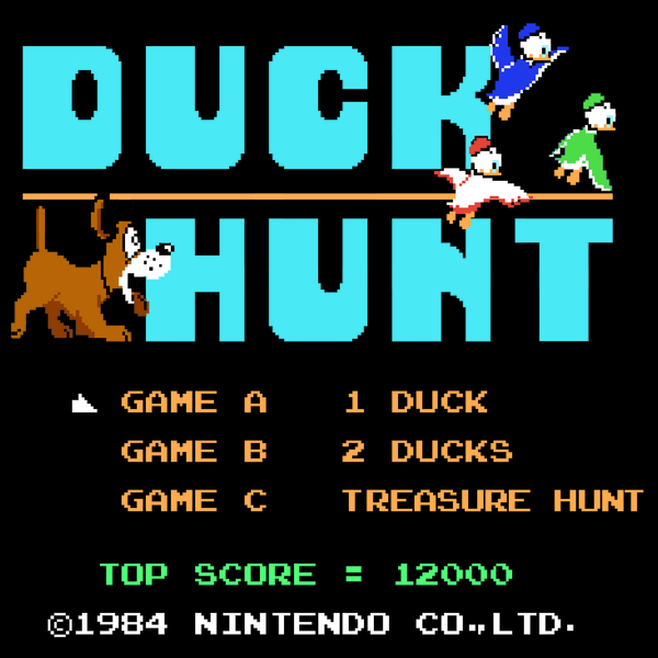 NeatoShop: Duck Hunting! DuckTales! Woo-oo!