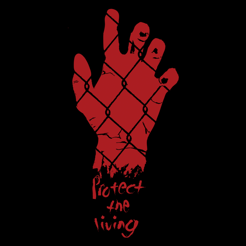 Pop-Up Tee: Protect The Living