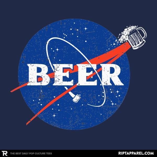 Ript: Beers in Space