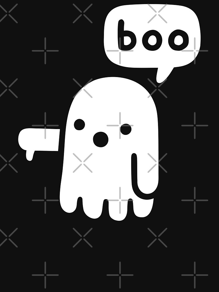 RedBubble: Ghost Of Disapproval