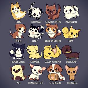 TeeTee: Dog Lovers