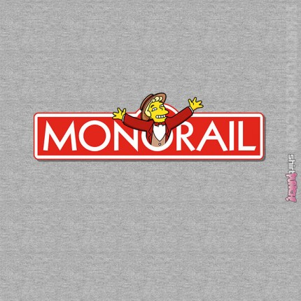 ShirtPunch: Monorail