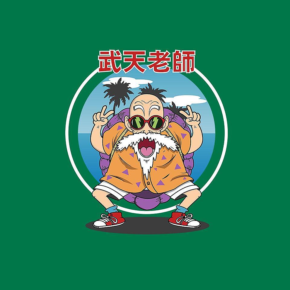 TeeFury: Crazy Old Man