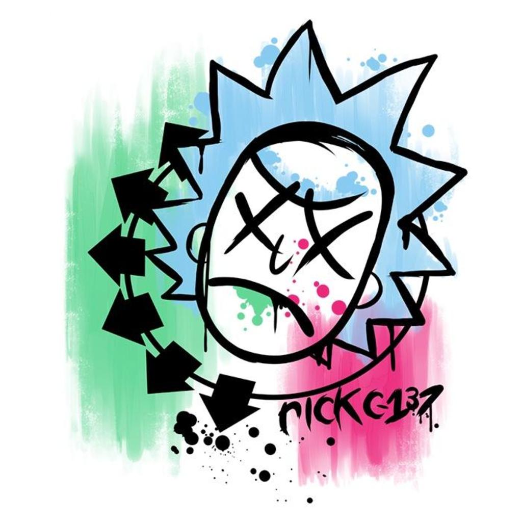 Once Upon a Tee: Rick-182