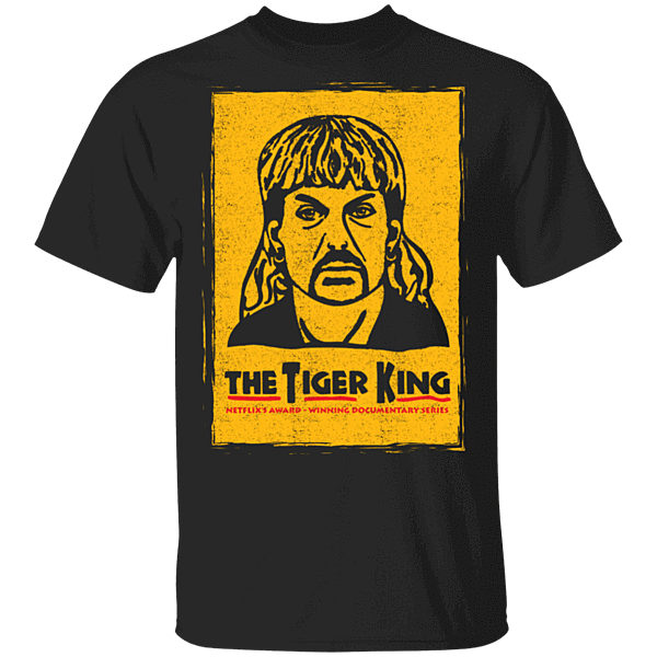 Pop-Up Tee: The Tiger King