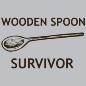 Textual Tees: Wooden Spoon Survivor