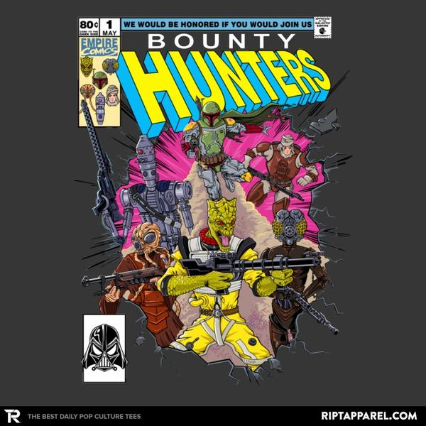 Ript: Bounty Hunters