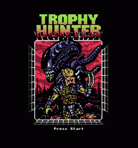 BustedTees: Trophy Hunter