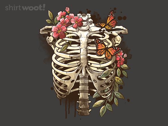 Woot!: Spring Skeleton