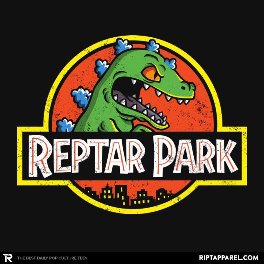Ript: Reptar Park