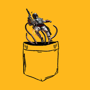 TeePublic: Boba in your pocket