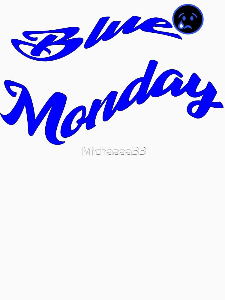 RedBubble: Blue Monday
