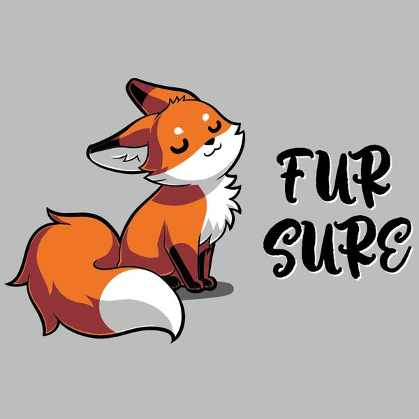 TeeTurtle: Fur Sure