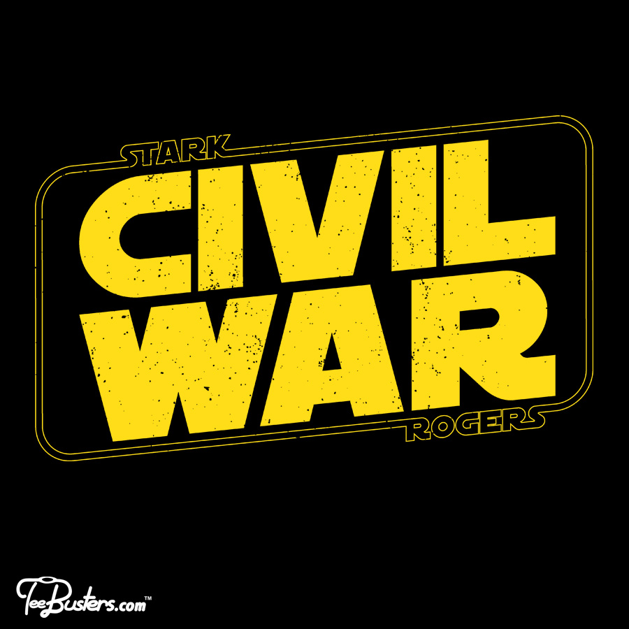 TeeBusters: Civil War