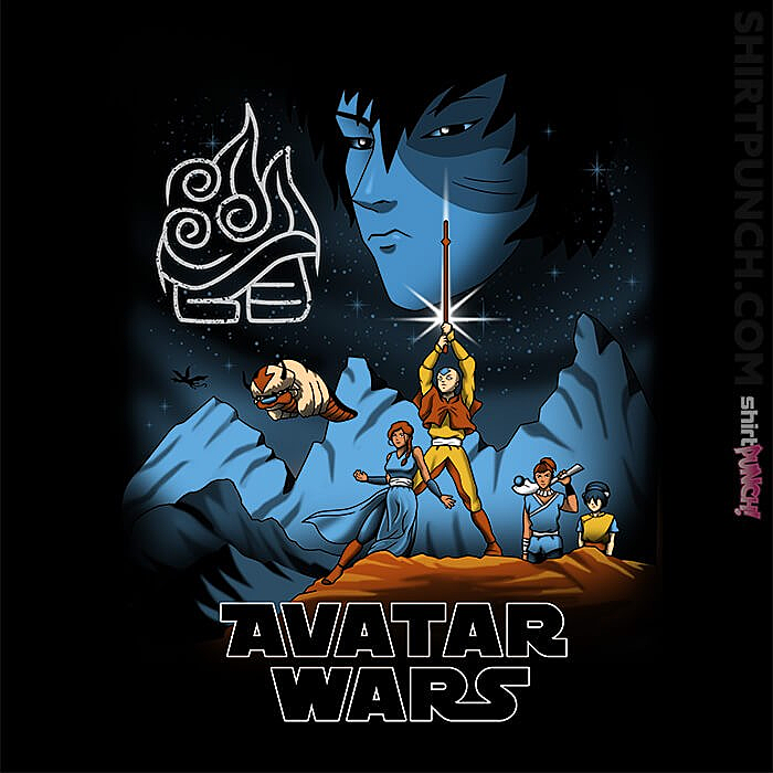 ShirtPunch: Avatar Wars