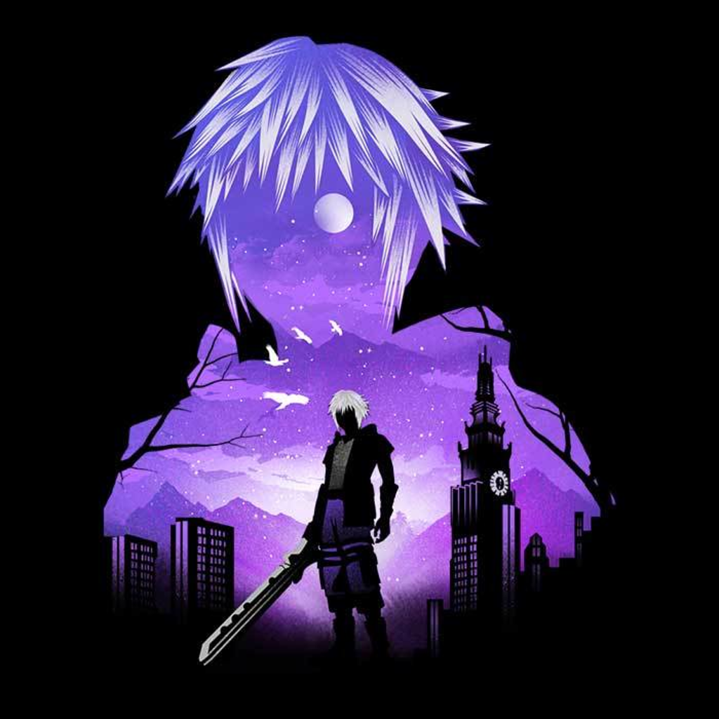 Once Upon a Tee: Kingdom Riku