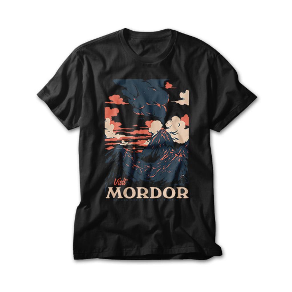 OtherTees: Visit Mordor