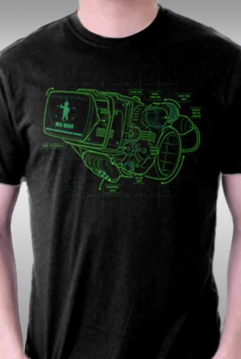 TeeFury: Blueprint Mark IV