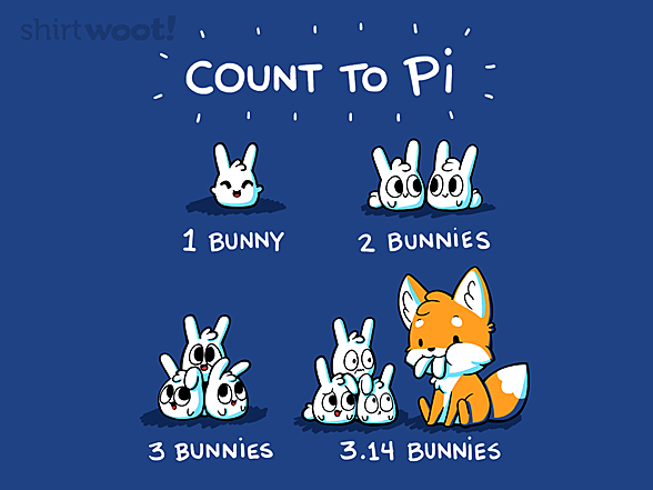 Woot!: Count To Pi