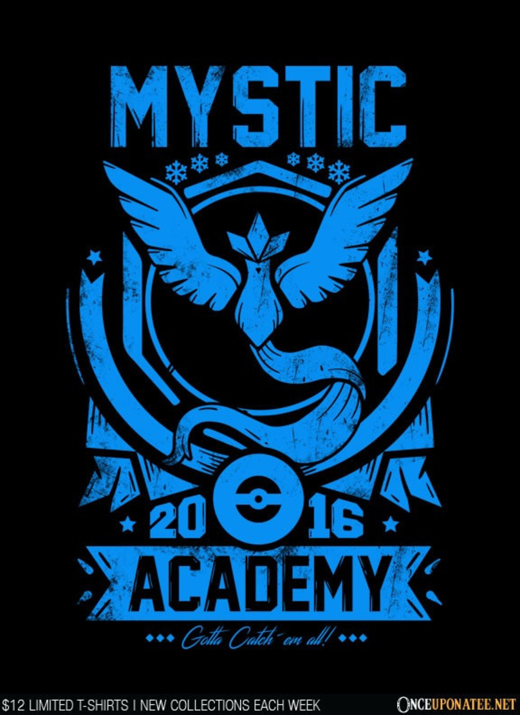 Once Upon a Tee: Mystic Academy