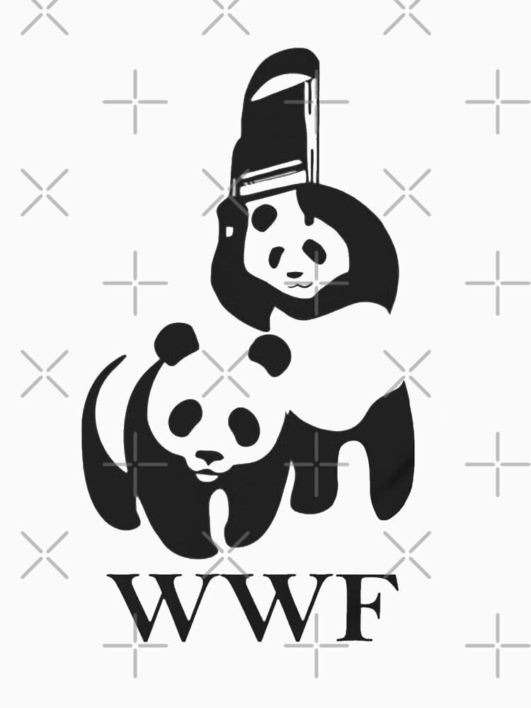 RedBubble: Panda wrestling