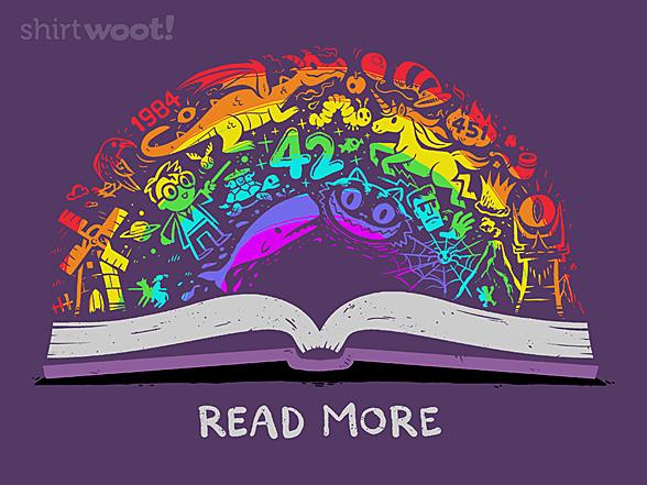 Woot!: Read A Rainbow