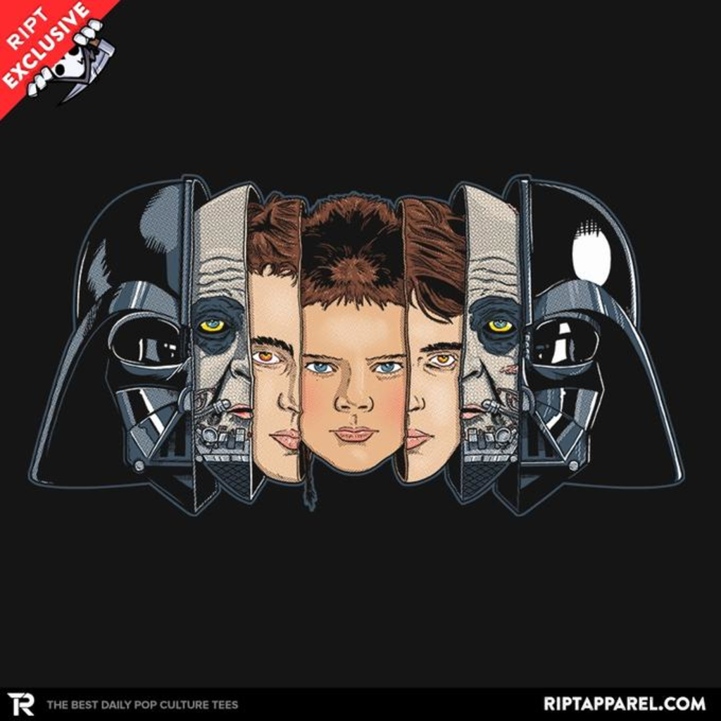 Ript: The Many Faces Of Vader