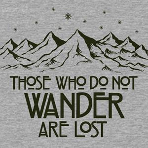 Woot!: Those Who Do Not Wander