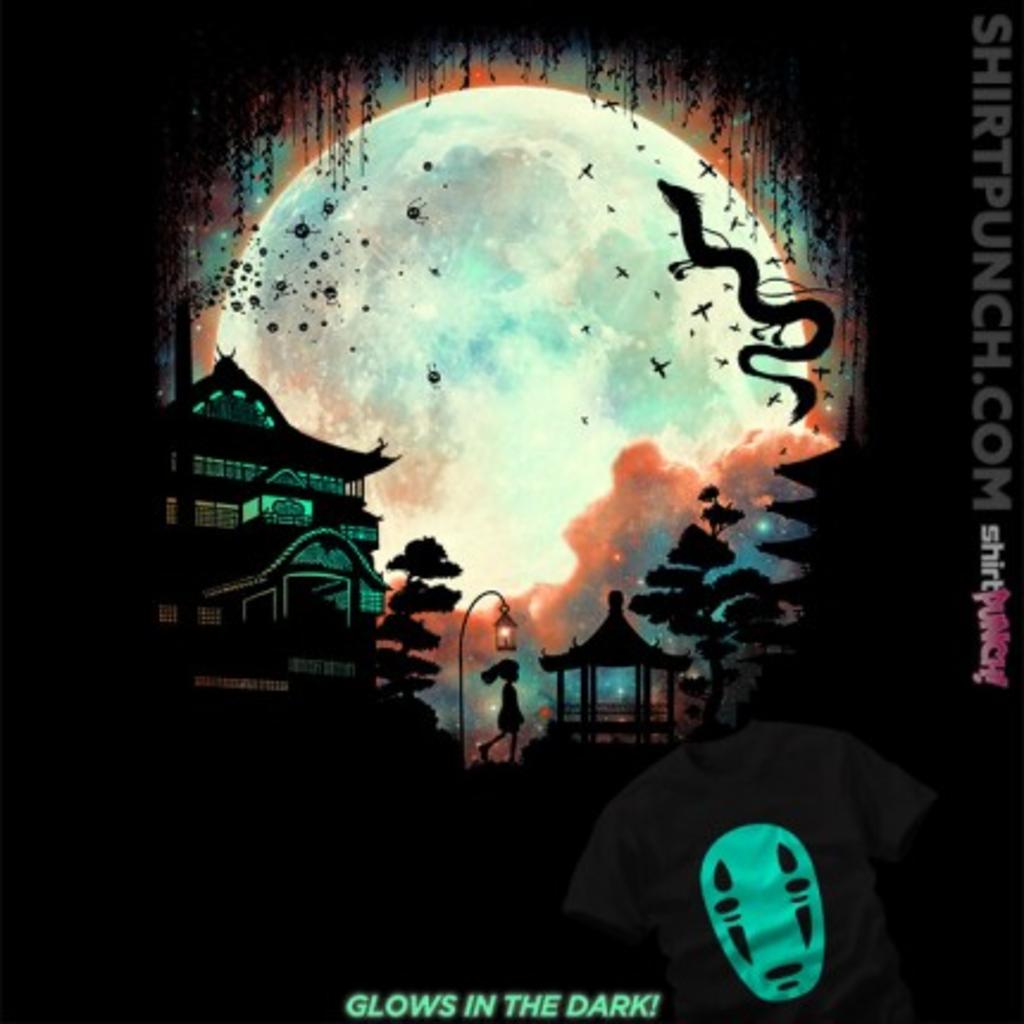 ShirtPunch: Thermal Moon
