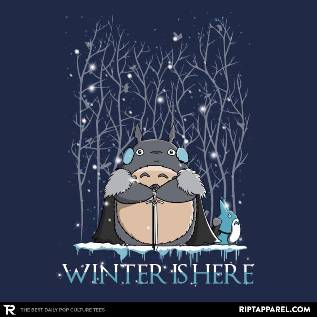 Ript: Winter's here