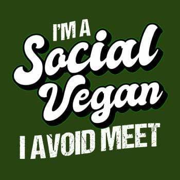BustedTees: Social Vegan