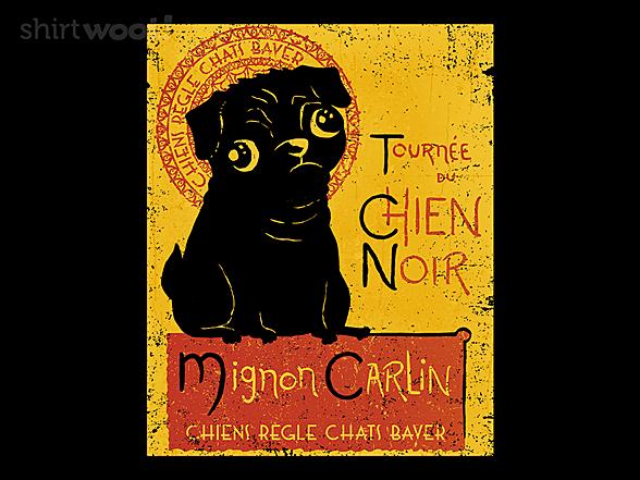Woot!: Chien Noir