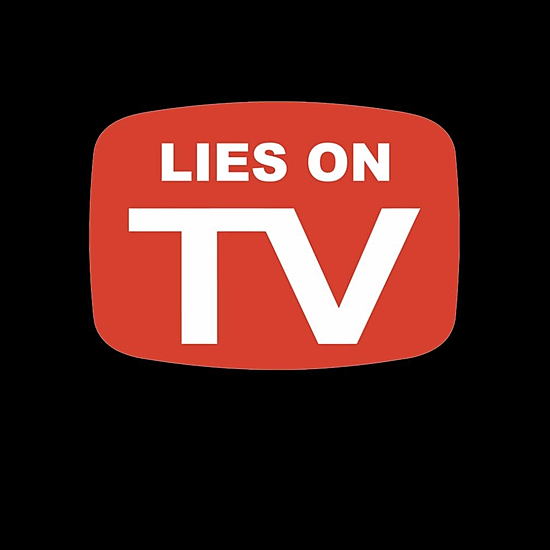 BustedTees: Lies On Tv