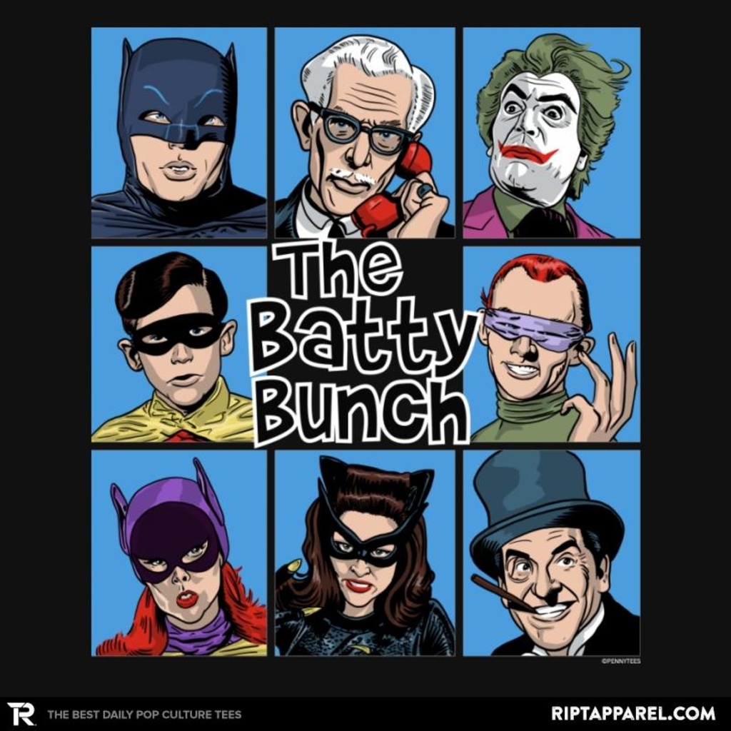 Ript: The Batty Bunch