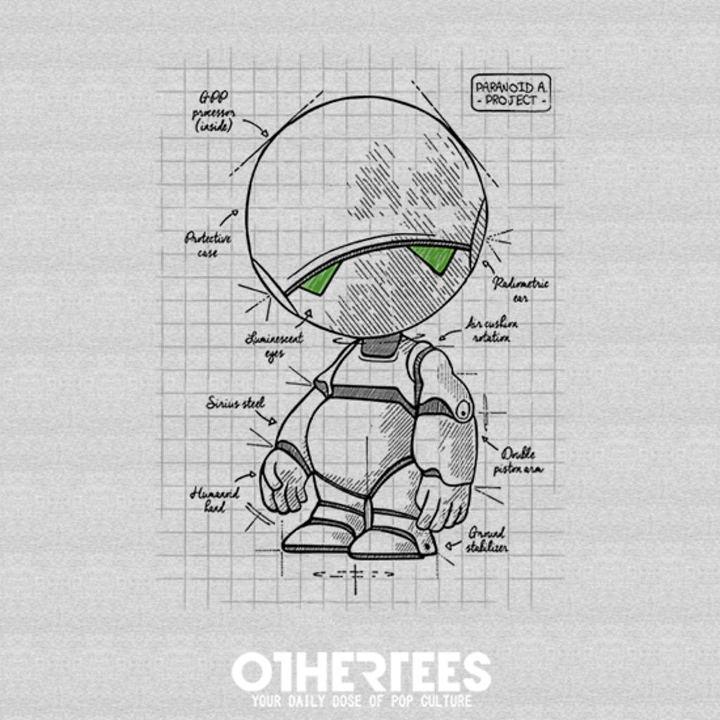 OtherTees: Droid Draft