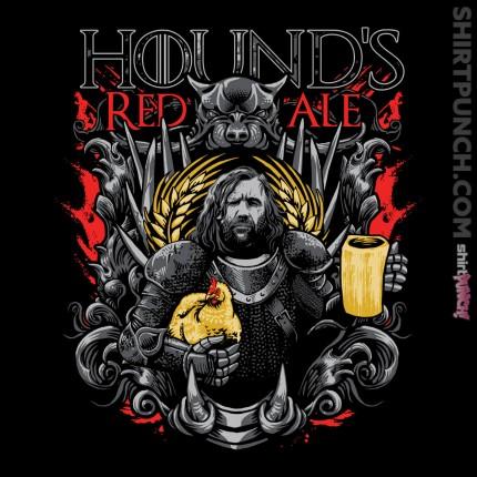 ShirtPunch: Hound's Red Ale