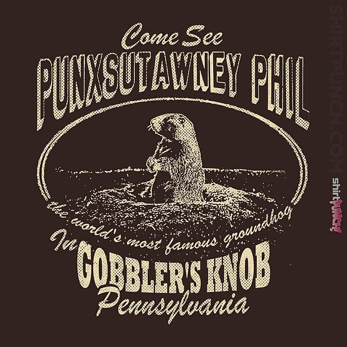 ShirtPunch: Gobbler's Knob