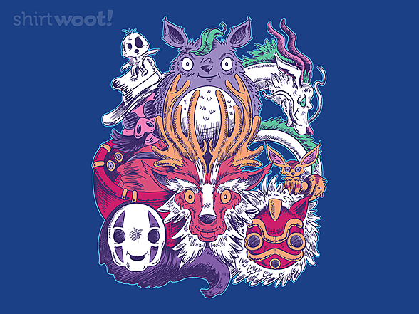 Woot!: Shapeshifting Spirits