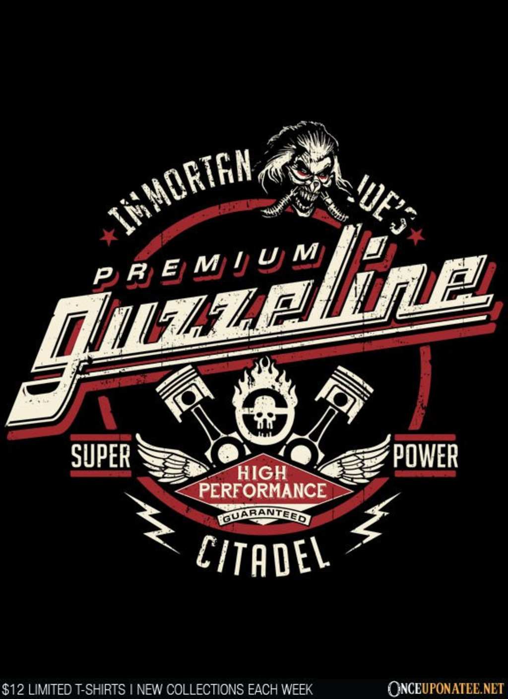Once Upon a Tee: Joe's Premium Guzzeline