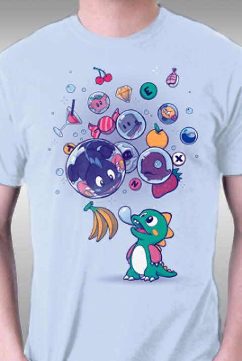 TeeFury: Many Bubbles