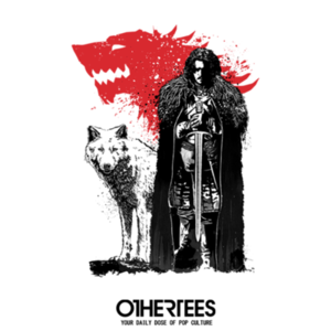OtherTees: The King and the White Wolf